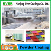 Super Durable Ral1023 Polyester Powder Coating Colors for Metal