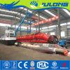 Julong 6~20 Hydraulic Sand Pump Dredger/Cutter Suction Dredger for Sale