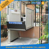 One Disabled Person Vertical Home Wheelchair Lifts