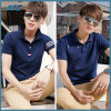Men′s Polo Shirt with Customized Printed Logo