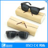 New Products Fake Costa Wooden Sunglasses with Case