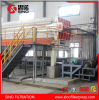 Chemical Industry Hydraulic Membrane Plate Filter Press for Alkali