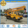 15 Meters Double Cab High Altitude Working Truck