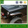 Poison Spyder Front Aluminum Crusher Fender Flares for Jeep Wrangler