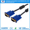 1m Od 8.0mm HD 15p M to M VGA Cable