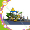 Sale Plastic Material Playground Big Amusement Outdoor Children Slide Equipment