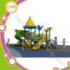 Sale Plastic Material Playground Big Amusement Outdoor Children Slide Equipment