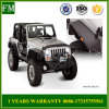 4X4 Flat Style Fender Flares Wheel Arch for Jeep Wrangler Jk 07-15