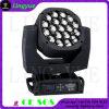 DMX 19X15W Beam LED Moving Head Bee Eye K10