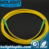 Patchcord LC APC to LC APC Simplex 3.0mm Yellow