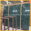 Polished Building Material India Verde Guatemala/Snow Green Marble for Slabs or Tiles on Sale