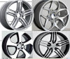 """High Quality 17"""", 18"""", 19"""", 20"""" Replica Alloy Wheels for Audi Bwm Bzen and VW"""