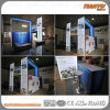 Portable Textile Aluminum Trade Show Booth