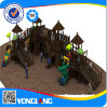 2015 Big Outdoor Popular Plastic Playground for Sale