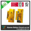 PCB Board with Immersion Gold and 12mil Pi Stiffener