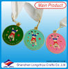 Kids Medal Hard Enamel Metal Medal for Kids Gymnastics Games