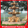 Granite Marble Stone Sculpture Water Garden Fountain for Decoration