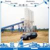 Popular Belt Conveyor Type Ready Mixed Hzs90 90m3/H Electric Control Concrete Batching Plant