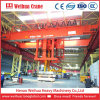 Weihua Furnace Foundry Casting Overhead Ladle Crane 5-320t for Steel Plant