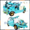 Automatically Work Mortar Concrete Spraying Machine Cost