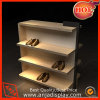 Wooden Display Stand Leather Shoe Display Stands