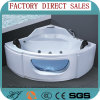Foshan Ningjie Sanitary Ware Acrylic Jacuzzi Bathtub (5207)
