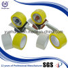 No Bubbles BOPP Film Yellowish Acrylic Tape