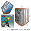 The Legend of Zelda Shield Larp Shield 44*55cm