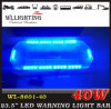 Blue LED Emergency Warning Lightbar