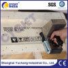 Cycjet Alt382 Handheld Inkjet Coding Machine Printing Label on Wood