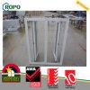 Impact Resistant Windows Hurricane Swing Type Vinyl Windows and Doors Single Glazed Grey Tinted Windows Hurricane Glass