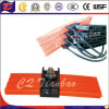 Low Power Jointless Conductor Rail / Power Supply Crane Bus Bar