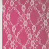 100%Nylon White Lace Fabric (carry oeko-tex certification yf3024)