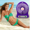 2016 Wholesale Portable Mini Handheld USB Fan with Battery