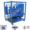 Portable High Vacuum Capacitor Oil Filtration Machinery