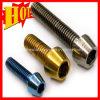 DIN912 M20 Gr5 Gr2 Hex Socket Titanium Bolts