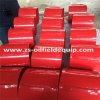 API 10d Welded Straight Vane Solid Casing Centralizer with Stop Ring