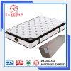 10 Inch Pillow Top Pocket Spring Mattress with Foam Encased