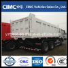 HOWO Euro2 336HP 6X4 25 Ton Dump Truck for Djibouti