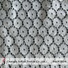 Home Textile Cotton Lace Fabric for Tablecloth (M3034)