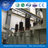 110kV Oil-Immersed three windings, off-load voltage regulation Power Transformer