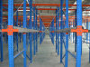 Warehouse Storage Drive in Pallet Shelving