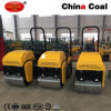 Constrcution Equipment Two Wheels Zmh-1000 Mini Road Roller