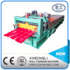 Colored Steel Roofing Tiles Roll Forming Machine/ Glazed Roof Sheets Profiling Machine