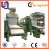 High Quality PLC Control Toilet Paper Machine /Paper Recycling Plant