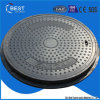 En124 Customized Composite Manhole Cover for Roadway