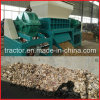 Double Shaft Wood/Bamboo Raft Shredder Machine