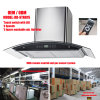 900mm Kitchen Hood (RD-STRH15)