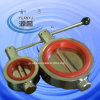 Sanitary Wafer Type Butterfly Valve (100112)