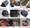 Stable Performance Wood Briquette Charcoal Carbonization Furnace
